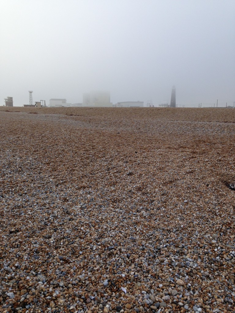 Gravel in Dungeness