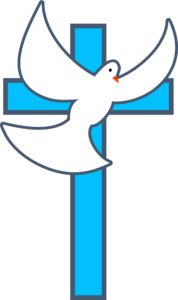 Cross and Dove