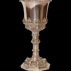 Rococo Goblet